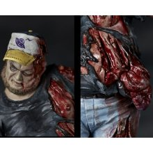 Other Images2: Tales from the Apocalypse, The Truck Driver - 1/16 Scale Zombie Plastic Model Kit