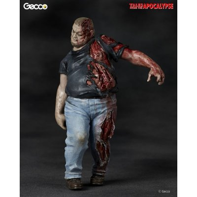 Photo2: Tales from the Apocalypse, The Truck Driver - 1/16 Scale Zombie Plastic Model Kit