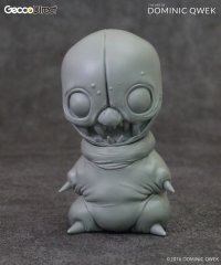 THE ART OF DOMINIC QWEK / CLYDE|Creepy Hill – Non Scale, Resin Model Kit (Free Shipping)