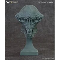 THE ART OF DOMINIC QWEK / TEMPLAR SKULL, Resin Model Kit (Free Shipping)
