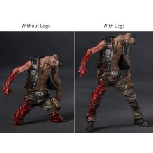 Other Images2: Tales from the Apocalypse, The Biker - 1/16 Scale Zombie Plastic Model Kit