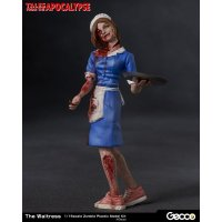 Tales from the Apocalypse, The Waitress - 1/16 Scale Zombie Plastic Model Kit