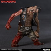 Tales from the Apocalypse, The Biker - 1/16 Scale Zombie Plastic Model Kit