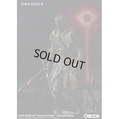 Photo1: DARK SOULS III, Souls of Cinder 1/6 Scale Statue