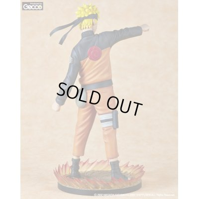 Photo2: NARUTO UZUMAKI 1/6 Scale PVC Statue (North & South America ONLY)