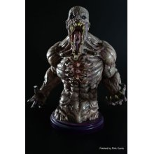 Other Images2: THE ART OF DOMINIC QWEK / Rakshasa – Non Scale Bust, Resin Model Kit (Free Shipping)