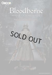 Bloodborne / HUNTER 1/6 Scale Statue, Puddle of Blood Ver (Free Shipping)