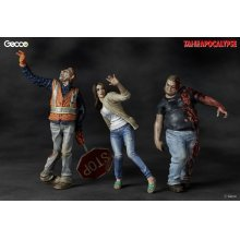 Other Images3: Tales from the Apocalypse, The Heroine / She - 1/16 Scale Zombie Plastic Model Kit