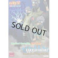 Kakashi Hatake 1/6 Scale Posable Statue, Fourth Great Ninja War Ver.