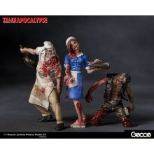 Other Images2: Tales from the Apocalypse, The Waitress - 1/16 Scale Zombie Plastic Model Kit