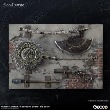 Other Images3: Bloodborne / Hunter's Arsenal: Hunter Pistol & Torch 1/6 Scale Weapon