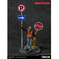Tales from the Apocalypse: Diorama Collection, The Street - 1/16 scale Resin Model Kit