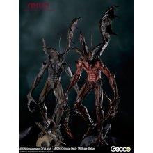 Other Images1: Amon: Apocalypse of Devilman, AMON -Crimson Devil- 1/6 Scale Statue