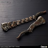 "Bloodborne/Hunter's Arsenal ""Beast Cutter"" 1/6 Scale Weapon"