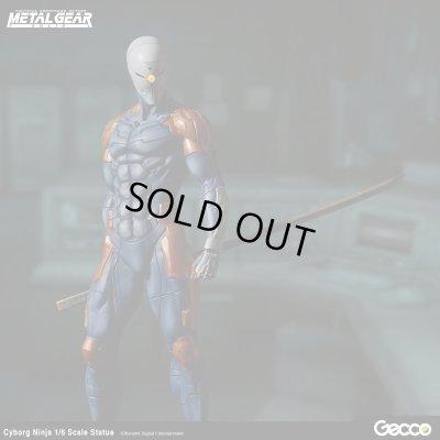 Photo1: Metal Gear Solid, Cyborg Ninja 1/6 Scale Statue
