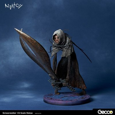 Photo2: NightCry, Scissorwalker 1/6 Scale Statue