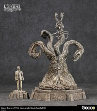 "Paul Komoda's Cthulhu ""Great Race of Yith"" Non-scale Resin Model Kit"