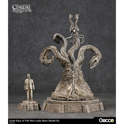 "Photo1: Paul Komoda's Cthulhu ""Great Race of Yith"" Non-scale Resin Model Kit"