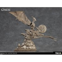 "Paul Komoda's Cthulhu ""Nightgaunt"" Non-scale Resin Model Kit"