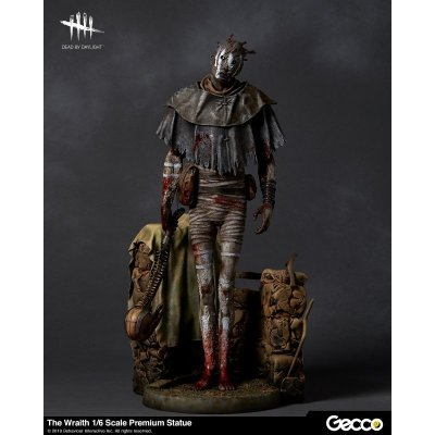Photo1: Dead by Daylight, The Wraith 1/6 Scale Premium Statue
