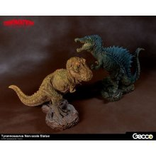 Other Images2: Dinomation, Tyrannosaurus Pre-painted Statue