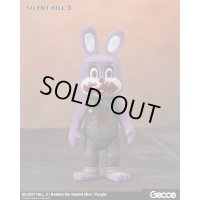 Silent Hill 3, Robbie the Rabbit Mini  Purple