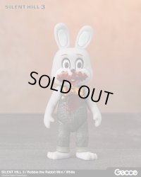 Silent Hill 3, Robbie the Rabbit Mini  White