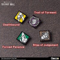 SILENT HILL × Dead by Daylight Pins Collection, The Executioner Set