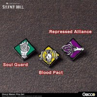SILENT HILL × Dead by Daylight Pins Collection, Cheryl Mason Set
